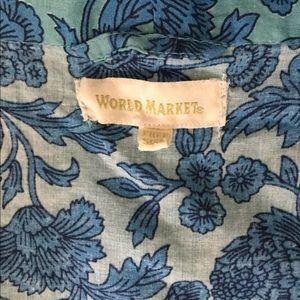 Cost Plus World Market Intimates & Sleepwear - World Market belted robe